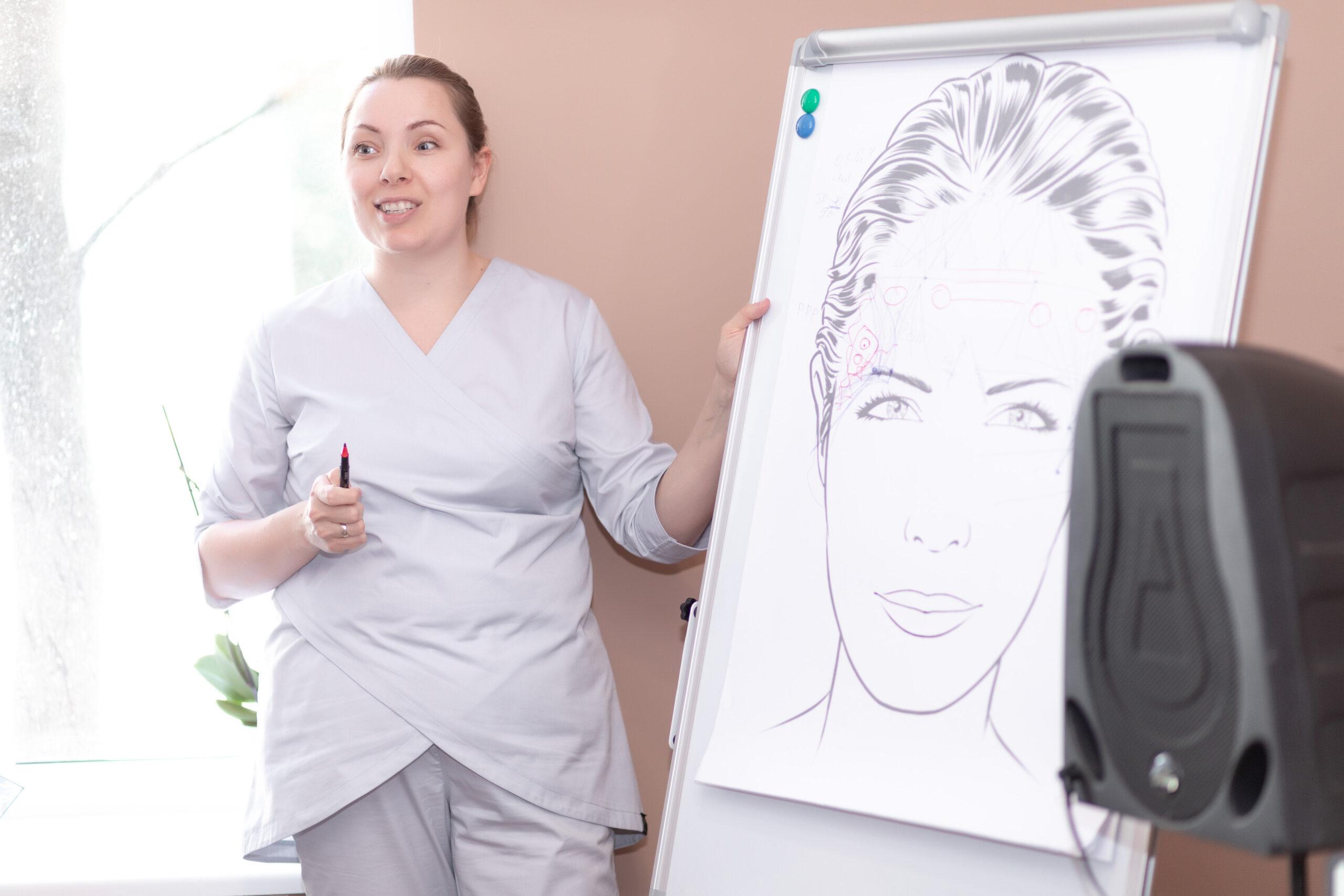 Осложнения в практике косметолога