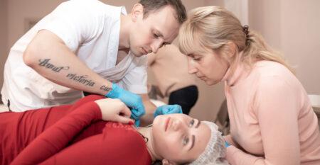Эстетическое тейпирование в практике косметолога